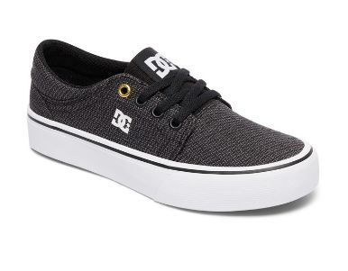 DC Shoes Trase TX SE 儿童休闲板鞋3.6折 21.69加元!