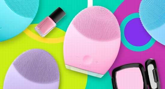 精选多款洗脸神器 Foreo Luna 露娜洁面仪、净肤仪、眼部按摩仪等特价销售!