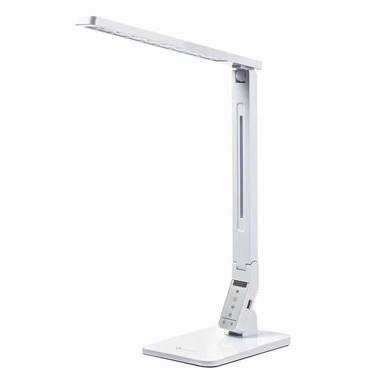 历史最低价!Etekcity 4模式可调亮度 LED护眼台灯3折 29.99加元!