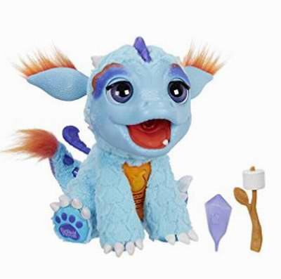 金盒头条:精选 FurReal Friends and Baby Alive Toys宠物+娃娃造型玩具 3.9折起!售价低至5.98加元!