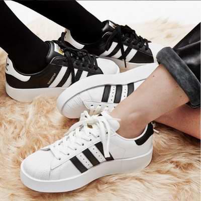 红遍时尚圈!精选 40款 adidas Superstar / Stan Smith成人儿童运动鞋 7.5折优惠!
