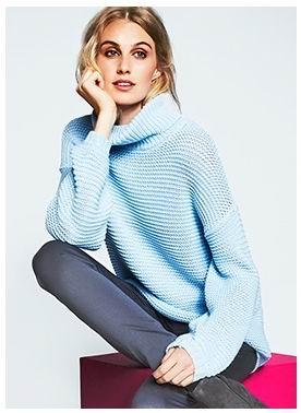 今日闪购:精选大量女式时尚毛衣全部5折限时特卖!售价低至17.5加元!