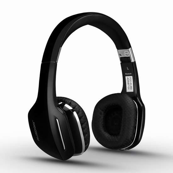 历史新低!AUSDOM M07 无线蓝牙头戴式耳机3折 14.99加元清仓!