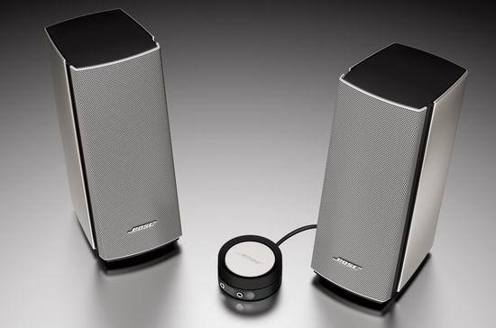 历史新低!Bose Companion 20 多媒体音箱系统 199加元包邮!