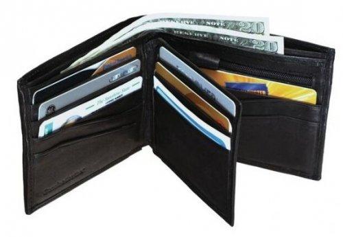 白菜价!精选多款 Levi's、Tommy Hilfiger 、Calvin Klein 男士钱包、钱夹等3折起!售价低至8.12加元!