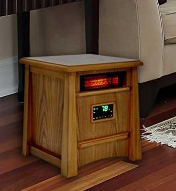 白菜价!历史新低!Lifesmart Corp Lifelux 旗舰豪华木制红外线石英电热器2.5折 82.37加元包邮!