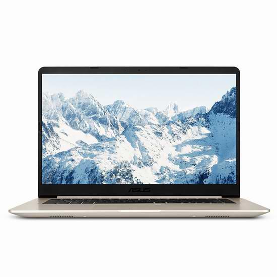 历史新低!Asus 华硕 VivoBook S 15.6寸超薄笔记本电脑(8GB, 128GB SSD+1TB) 899.99加元包邮!