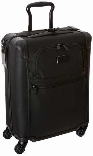 历史新低!TUMI 途明 Alpha 2 20英寸可扩展拉杆行李箱/登机箱5.6折 399.98加元包邮!