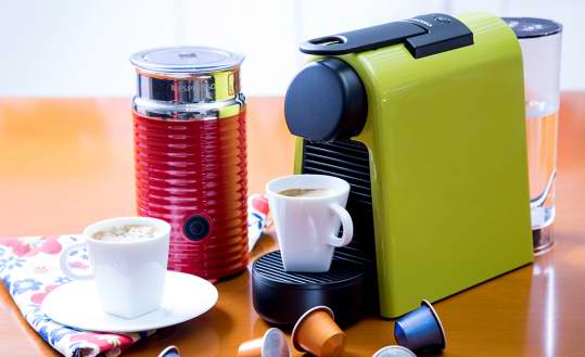NESPRESSO Essenza 迷你胶囊咖啡机+Aeroccino全自动奶泡机 148.74加元包邮!多色可选!