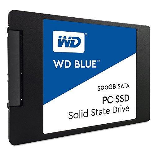 历史最低价!WD 西数 Blue 500GB PC SSD 固态硬盘 174.99加元包邮!
