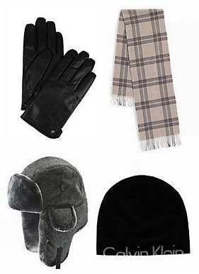 今日闪购:精选多款 Calvin Klein、London Fog 等品牌手套、围巾、帽子等2.9折起!