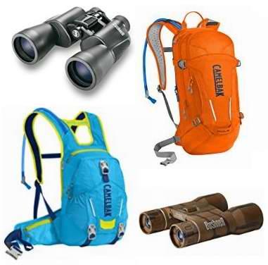 黑五专享!精选多款 Bushnell 博士能 双筒望远镜、时尚背包等3.8折起!