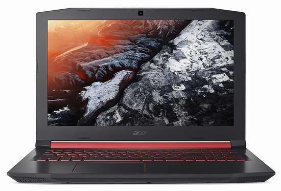 黑五专享!历史新低!Acer 宏碁 Nitro 5 15.6英寸游戏笔记本电脑 919加元包邮!