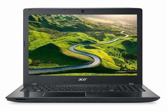 黑五专享!历史新低!Acer 宏碁 Aspire E-Series 15.6寸笔记本电脑(16GB/1TB) 559.99加元包邮!4色可选!