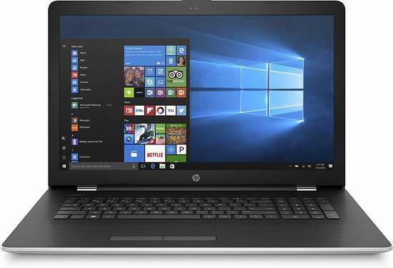黑五专享!历史新低!Hewlett Packard 惠普 17.3寸笔记本电脑(8GB/1TB)5.9折 699加元包邮!