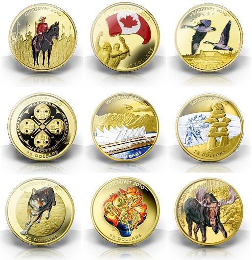 皇家铸币厂网购星期一!全场纪念币买多省多!最高立省25加元!