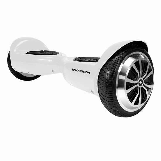 Swagtron T5 智能体感平衡车 239.99加元包邮!