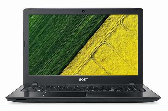 Acer 宏碁 Aspire E-Series 15.6寸笔记本电脑(12GB/128GB SSD+1TB) 898加元包邮!