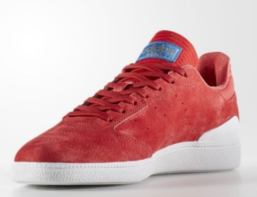 Adidas Busenitz RX 男式麂皮休闲板鞋3.5折 39.97加元包邮!