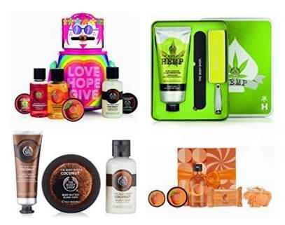 精选71款 The Body Shop 圣诞礼盒、超值礼盒6折起特卖!售价低至6加元!