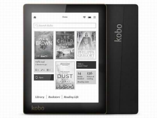 翻新 Kobo Aura 6 电子书阅读器4.7折 64.95加元包邮!