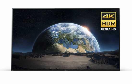 历史新低!Sony 索尼 XBR65A1E Bravia OLED 65寸 4K超高清智能 超级电视 4498加元包邮!