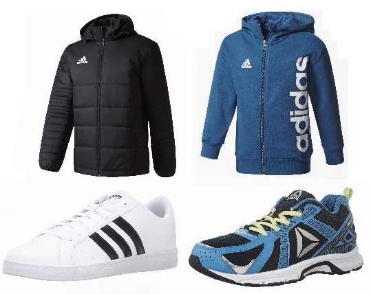 黑五专享!精选数百款 Adidas、Reebok 成人儿童运动鞋、运动服6折起!