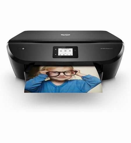 历史新低!HP 惠普 Envy 6255 无线多功能一体式彩色喷墨打印机5折 79.91加元包邮!