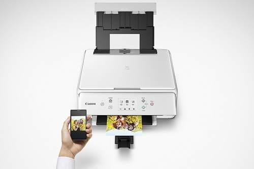 金盒头条:历史新低!Canon TS6120 无线彩色喷墨照片打印机 109.99加元,原价 179.99加元
