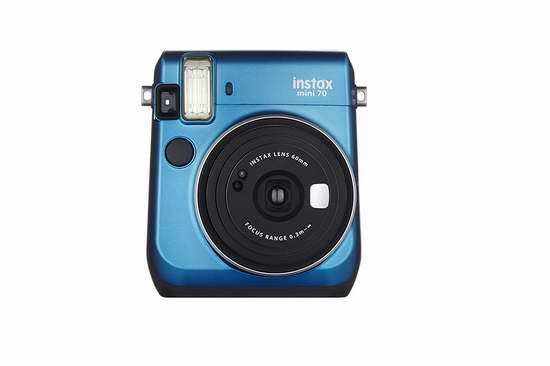 金盒头条:历史新低!Fujifilm 富士 Instax Mini 70 拍立得相机+10张照片 93.99加元,原价 169.99加元,包邮