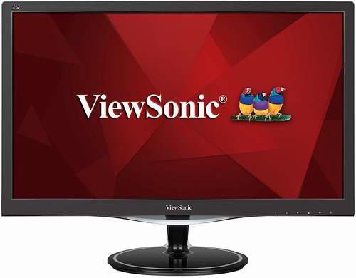 历史最低价!ViewSonic VX2457-MHD 24英寸液晶游戏显示器 159.99加元,原价 224加元,包邮