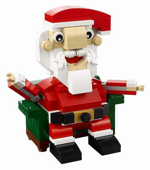 LEGO 乐高 40206 圣诞老人 5.82加元特卖(155片 )!