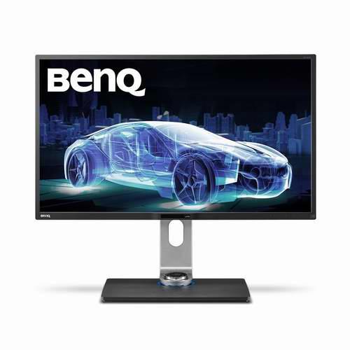 高端玩家必备!BenQ 明基32英寸IPS 4K超高清LED专业设计显示器 799.99加元,原价 1209.99加元,包邮