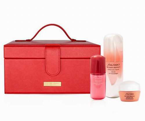 SHISEIDO资生堂 百优系列3件套+化妆盒 100加元,原价 125加元,包邮