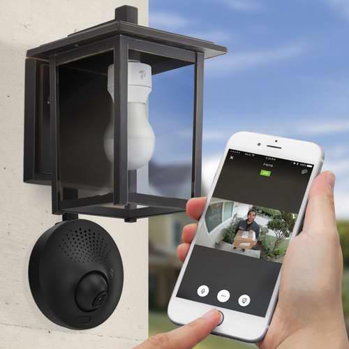 Toucan TSK100KU 智能无线家庭安防摄像头5折 99.99加元包邮!