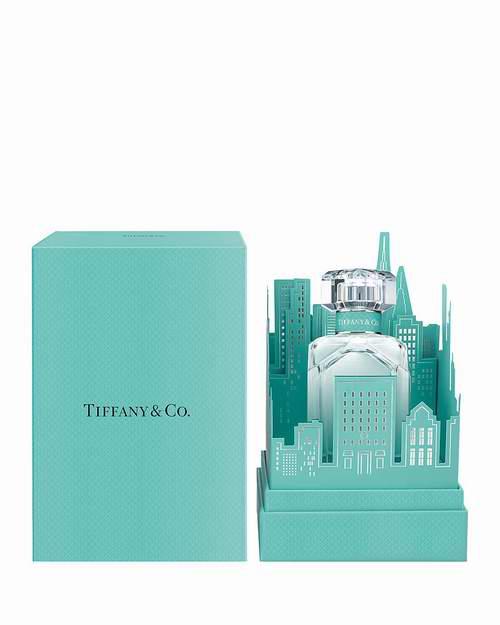 Tiffany 纽约市天际线图限量版香水 140加元(75ml),原价 150加元,包邮