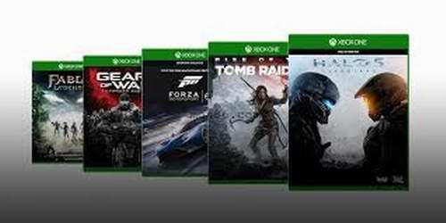 Microsoft Store促销活动,精选 Xbox One 游戏 5折起特卖+包邮!