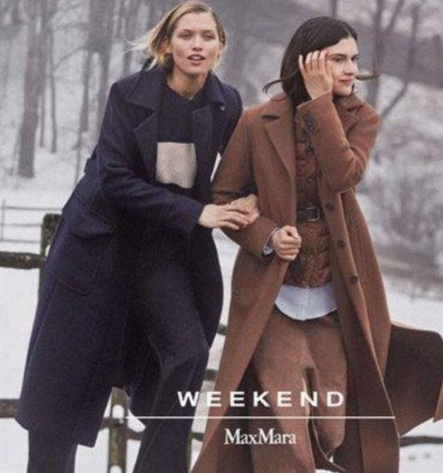 精选 WEEKEND MAX MARA 女款羊毛大衣,羊毛毛衣、裤装 4折+额外7.5折优惠!