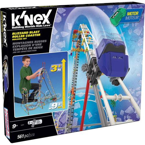 精选5款 Mega ,K'NEX等品牌儿童玩具 24.99加元起特卖!