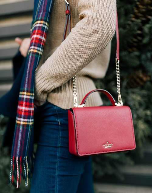 Kate Spade 精选667款美包、美衣、鞋子、饰品等特价销售,额外再打7折!