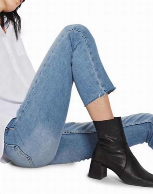 上身效果超好,价格也亲民!精选 TOPSHOP时尚牛仔裤 满50加元立减20加元!折后低至32加元!