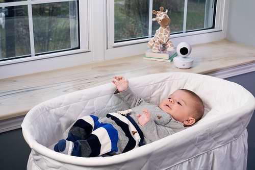 妈妈的好帮手!Motorola MBP36XLBU 无线高清婴儿监视器 104.11加元,原价 179.99加元,包邮
