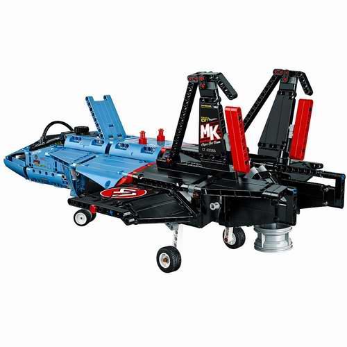 LEGO 乐高 42066 机械组 二合一 空中竞速喷气式飞机(1151pcs)6折 113.97加元包邮!