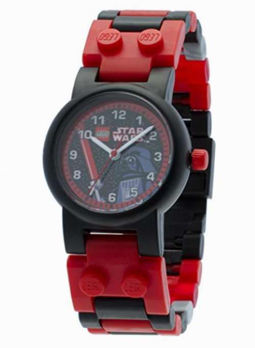 精选多款 LEGO手表及闹钟7.3折起+ 额外8折优惠!