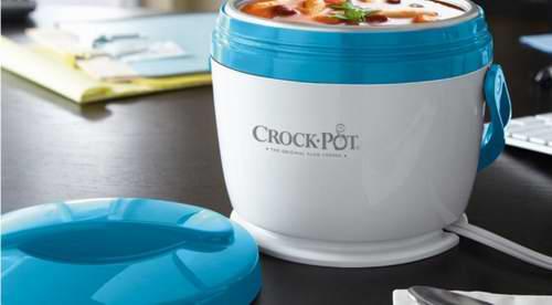 销量冠军!Crock-Pot Lunch Crock 电热午餐饭盒 16.98加元!2色可选!