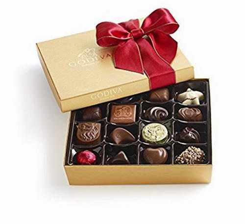 Godiva 歌帝梵 巧克力礼盒装 30.8加元(16粒),原价 44加元
