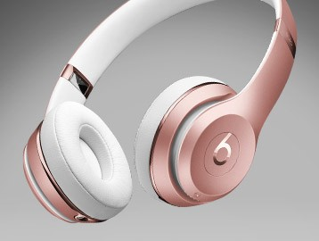 享受音乐,拒绝噪音!最新款 Beats by Dr. Dre Studio 3 无线头戴式耳机 288加元(4色),原价 399.94加元,包邮