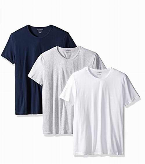 $34.99 (was $64.19) Emporio Armani Men's Crew Neck Lift T-Shirt, Pack of 3