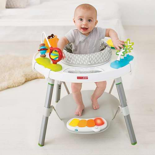 Skip Hop Explore and More 婴儿风情 3 三阶段跳跳椅 125加元,原价 174.99加元,包邮