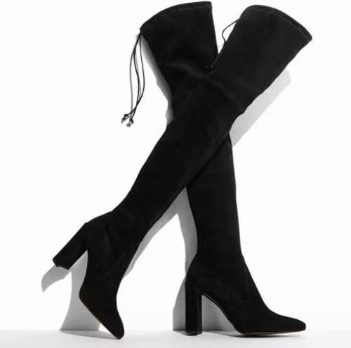 美腿神器 Stuart Weitzman 节礼周大促!精选女式鞋靴全面降价5折起!